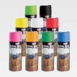 Coloured Spray Paint