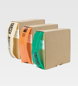 Detectable Mains Marker Tape