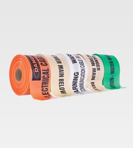 Non Detectable Mains Marker Tape