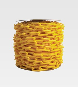 Yellow Plastic Chain