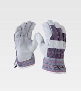 Candy Stripe Gloves