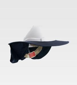 Hard Hat Sun Brim w/Neck Cover