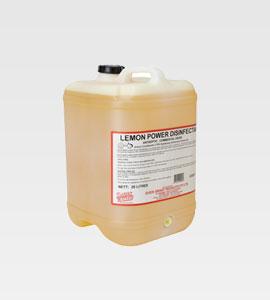 Lemon Power Disinfectant