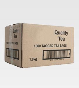 Tea Bags 1000/Box