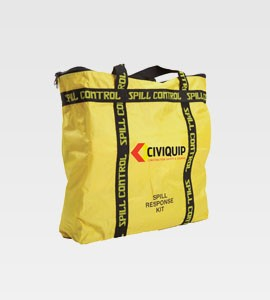 45Ltr Vehicle Bag Spill Kit